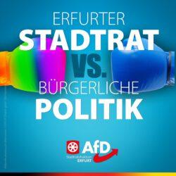 Stadtrat vs. Bürger
